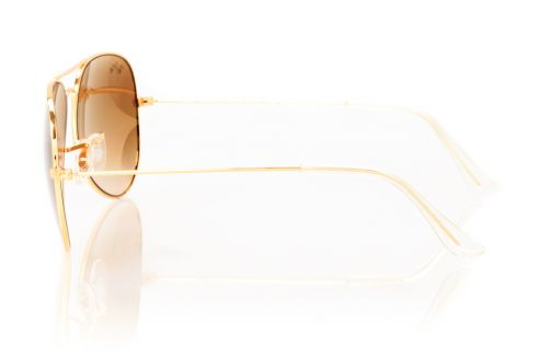 Ray Ban Original 3026D-Gold