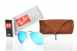 Солнцезащитные очки, Ray Ban Original 3026D-sea-g