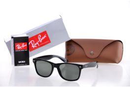 Солнцезащитные очки, Ray Ban Wayfarer 2140c1